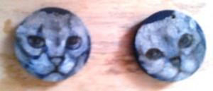 Het maken van een paar oorbellen