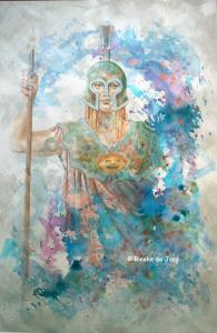 PallasAthenerdjweb Mythologie - De wereld van de goden.