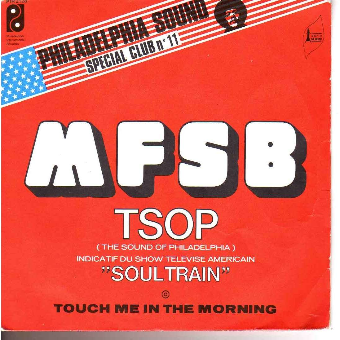The Sound of Philadelphia, by MFSB