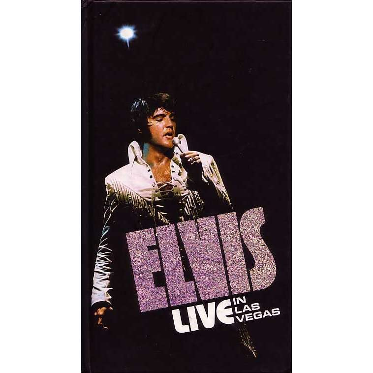 Image result for elvis live in vegas