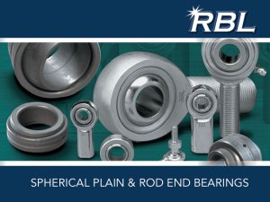 RBL Spherical Plain & Rod End Bearings