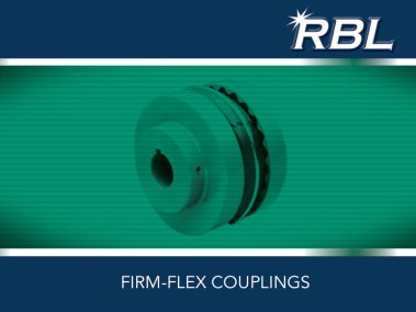 RBL Firm Flex Couplings