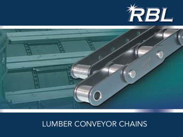 RBL Lumber Conveyor Chains