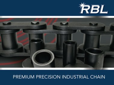 RBL Premium Precision Industrial Chains