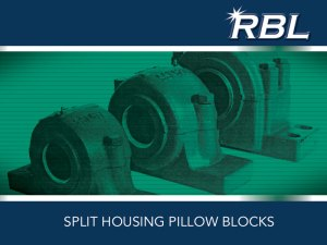 RBL Split Housing Pillow Blocks