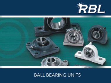 RBL Ball Bearing Units
