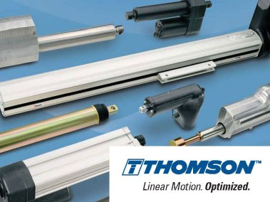 THOMSON Linear Actuators