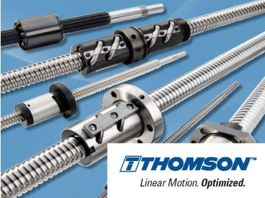 THOMSON Ball Screws