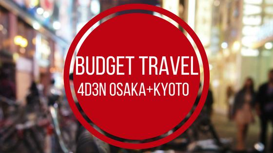 budget travel japan