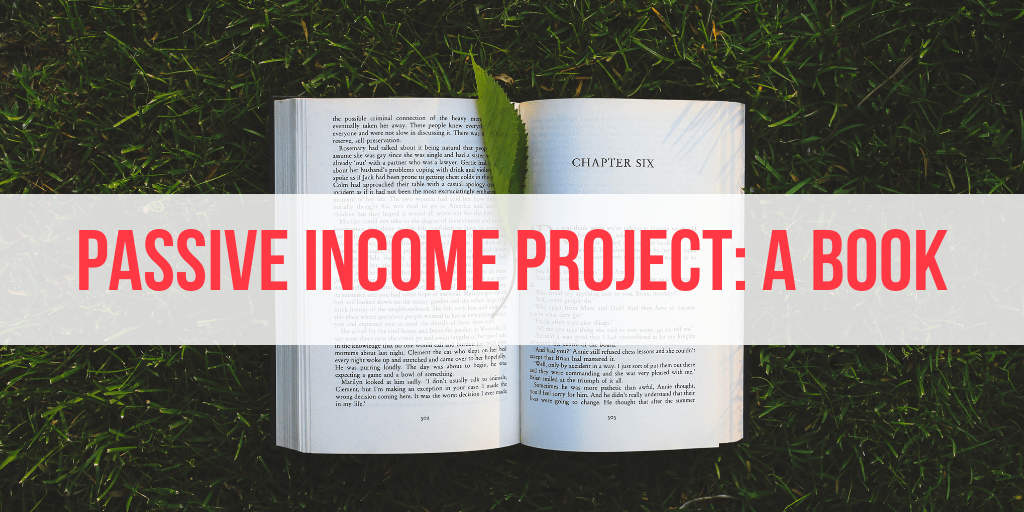 passive income project book