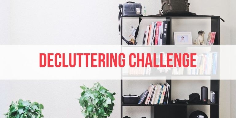 Everything I Got Rid Off In My 30-Day Decluttering Challenge