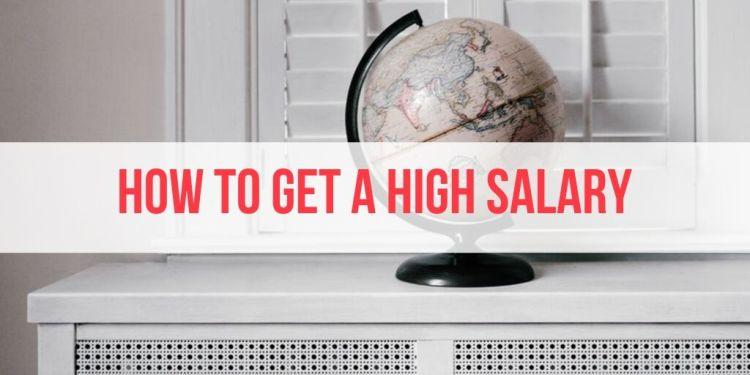 high salary in malaysia