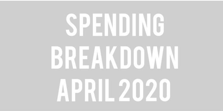 budget update april 2020