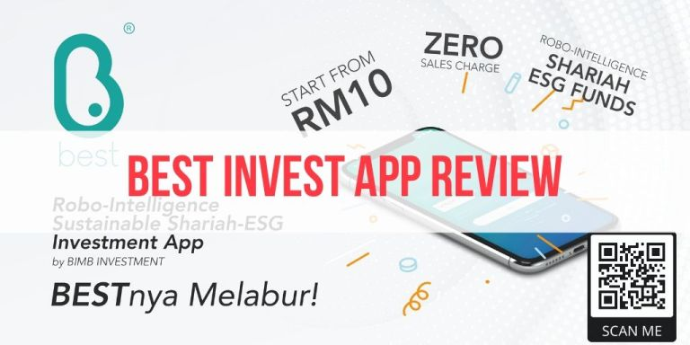 [SPONSORED] I Tried BEST Invest by BIMB Investment, the 'First Robo-Intelligence Shariah ESG Online Investment App'