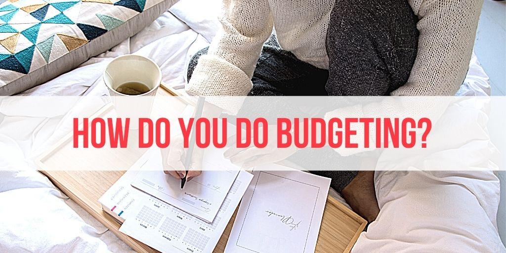 budgeting types