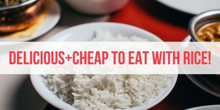 25 Healthy, Delicious and CHEAP Malaysian Food + Ingredients to Eat with Rice