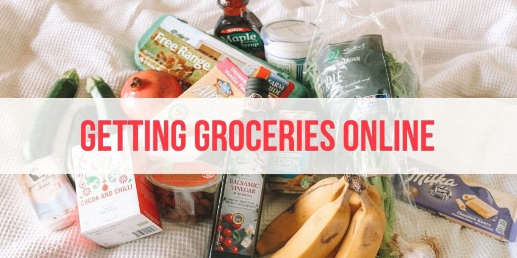 Online Shopping for Groceries