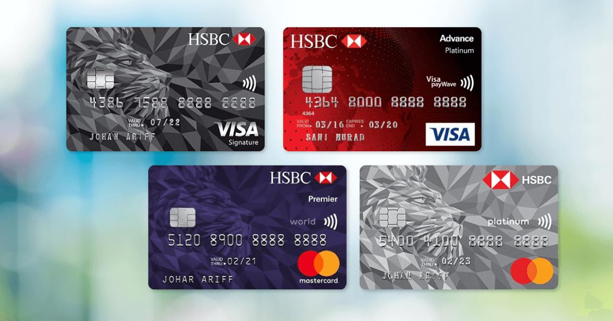 How The HSBC Credit Card Work at greatfinanceideas.com