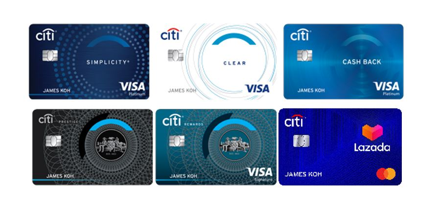 citi credit cards
