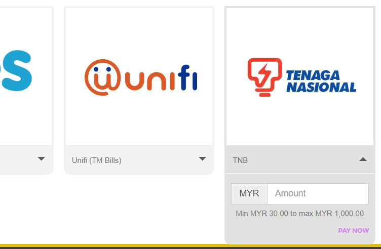 Easy Payment Bill Payment One Bill Payment Citibank Malaysia