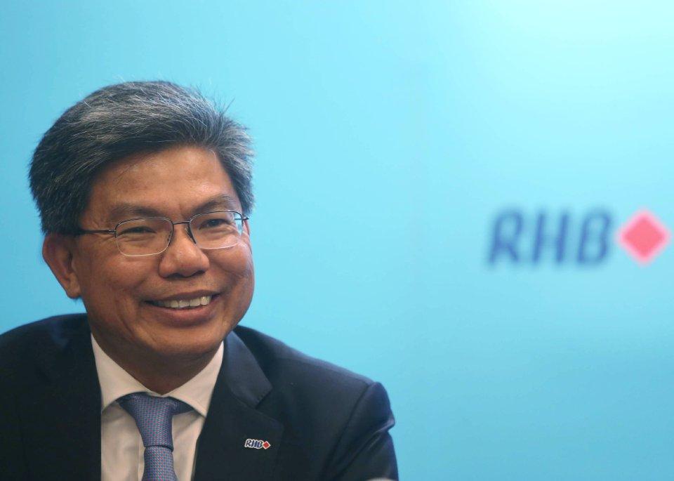 RHB Dato Khairussaleh Ramli