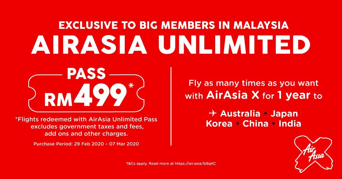 airasia unlimited pass 1