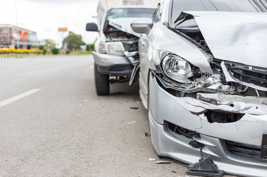 car accident motor insurance