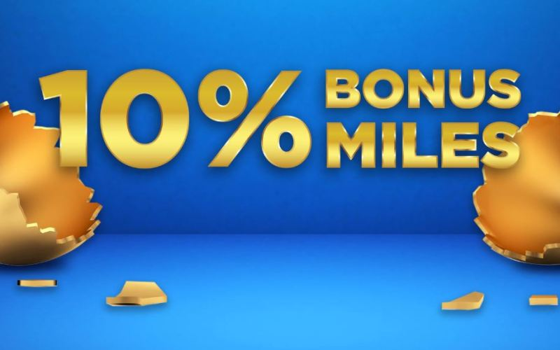 mas 10% bonus enrich miles 1