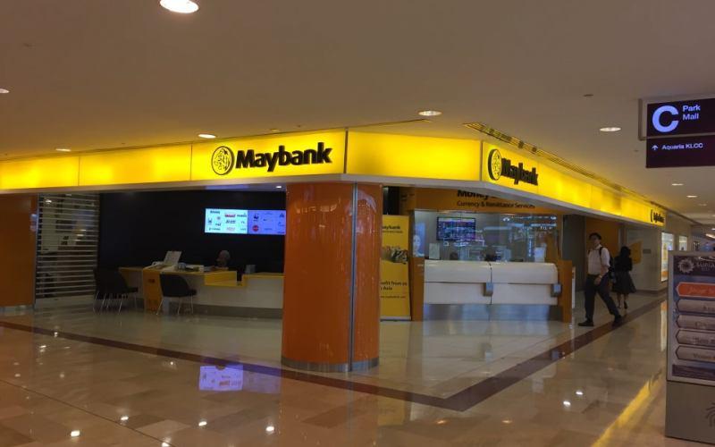 maybank klcc