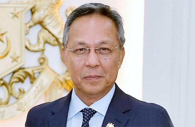 johor chief minister datuk hasni mohammad