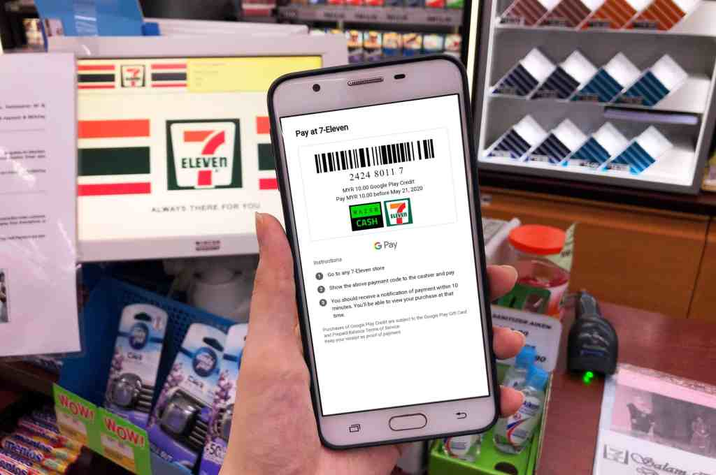 Razer Cash Lets You Pay For Apps On Google Play Store Offline At 7-Eleven
