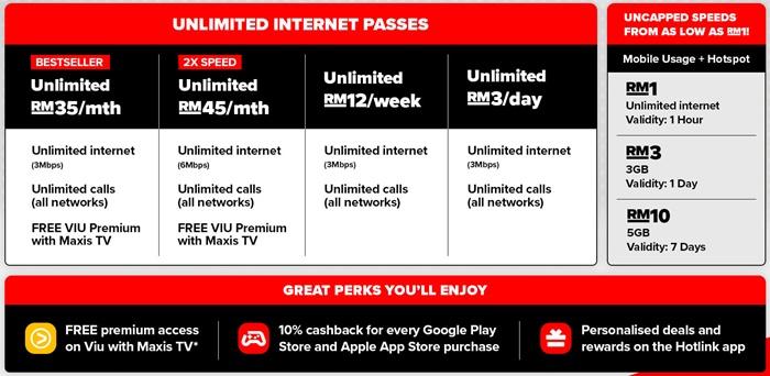 hotlink prepaid unlimited 2
