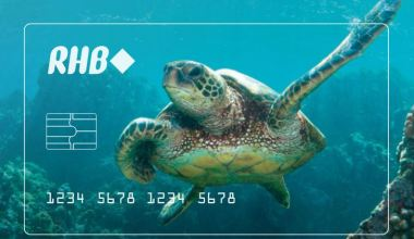 rhb recycled debit card 1