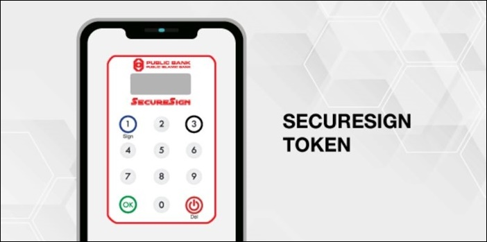 pb engage securesign token