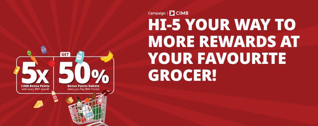 cimb hi5 campaign