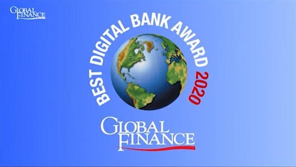 global finance best digital bank awards