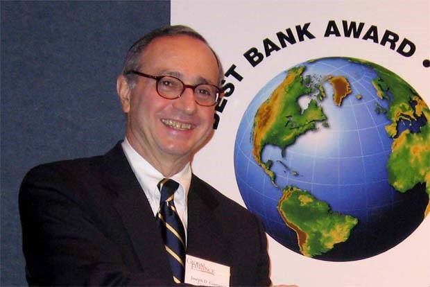 global finance joseph d. giarraputo