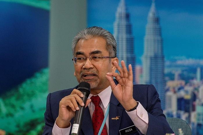 musa yusuf tourism malaysia dg