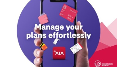 my aia app