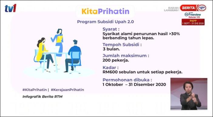 salary subsidy programme 2.0