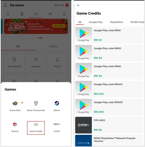 google play on boost 2 horz done