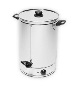 40 litre Crown Heavy Duty SAFETY Hot Water Urn