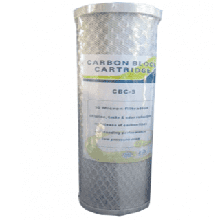 1 MICRON CARBON BLOCK WATER FILTER CARTRIDGE