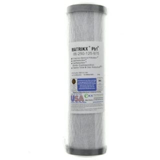 0.5 Micron Matrikx PB1 water filter