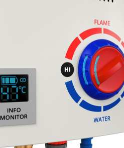 joolca-instant-gas-heater-display
