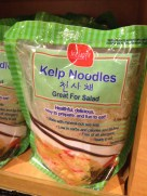What are kelp noodles?