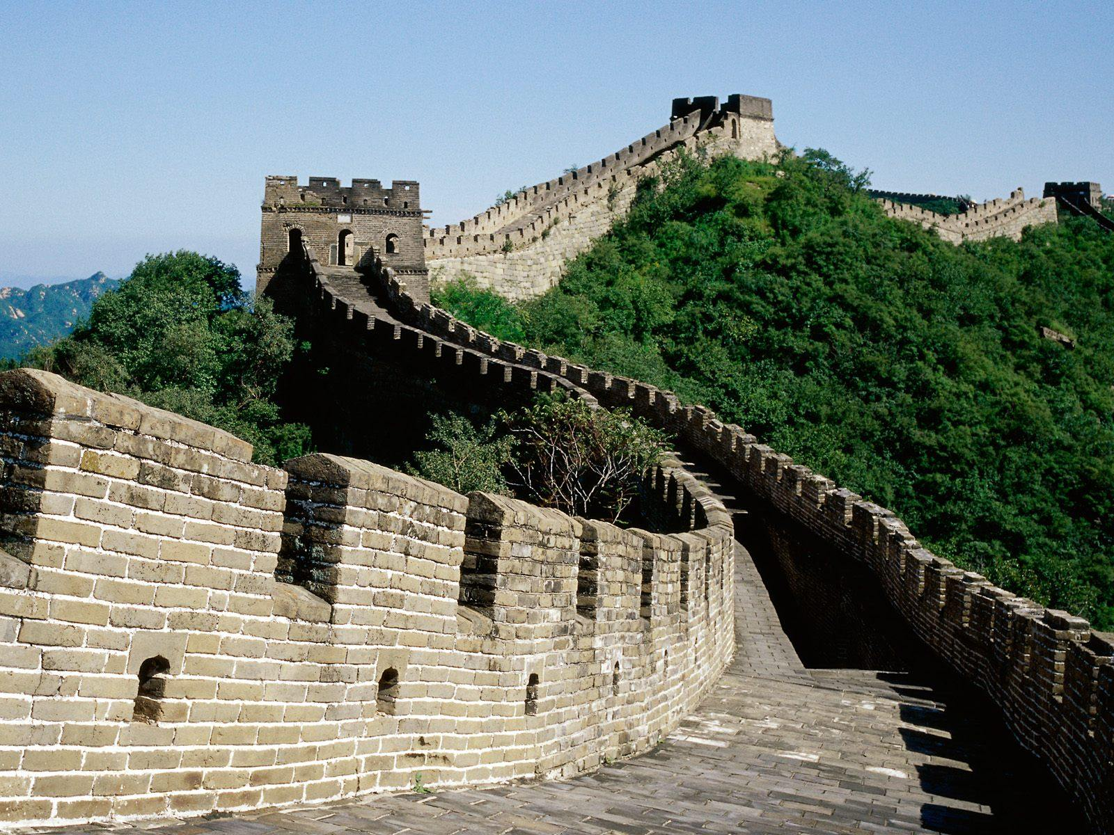 The Great Wall Of China Doesn T Exist History Of