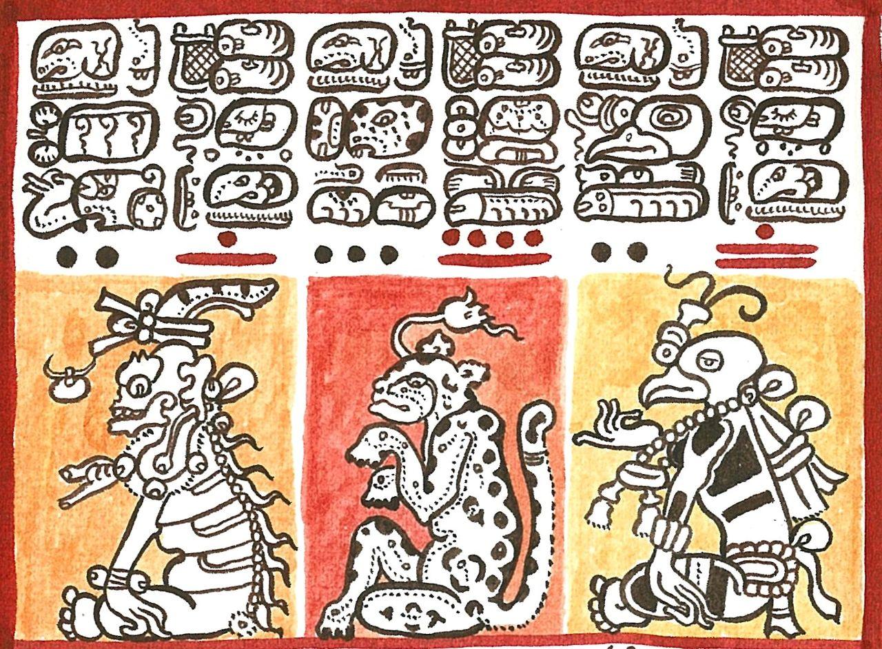 Cracking The Maya Code History Of International Relations