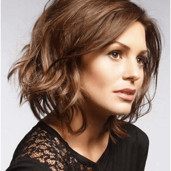 Short Wave Hairstyle For Women