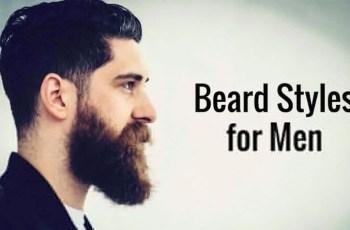 Trendy Beard Styles for Men